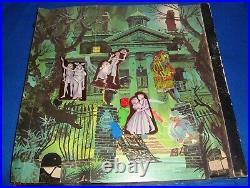 1975 Vintage Lakeside Walt Disney World HAUNTED MANSION Game Rare with Box