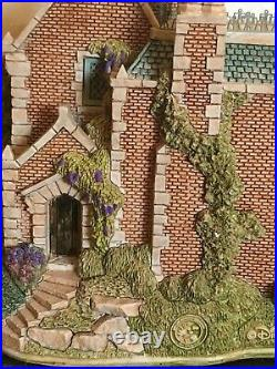 1997 Disney Convention Lilliput Lane THE HAUNTED MANSION Signed Limited 383/500