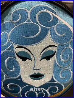 2019 Disney D23 Expo Harveys Shag Madame Leota Bag Haunted Mansion NO RESERVE