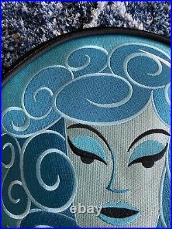 2019 Disney D23 Expo Harveys Shag Madame Leota Convertible Bag Haunted Mansion