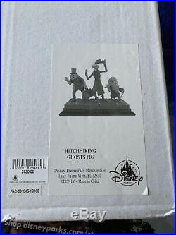 2019 Disney Haunted Mansion 50th Anniversary Light Up Hitchhiking Ghost Figure