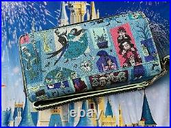 2020 Disney Parks Dooney & Bourke The Haunted Mansion Wallet Exact D