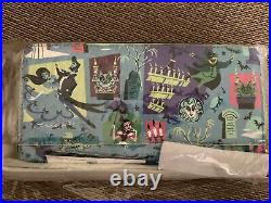 2020 Disney Parks Dooney & Bourke The Haunted Mansion Wallet Exact Item