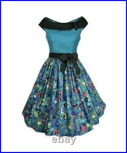 2020 Disney Parks The Dress Shop Haunted Mansion NEW NWT Large L