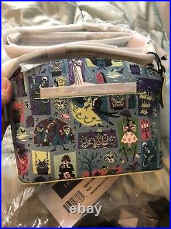 2020 Disney Parks The Haunted Mansion Crossbody Bag by Dooney & Bourke