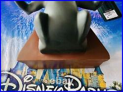 2021 Disney Parks Haunted Mansion Light Up Stretching Room Gargoyle Figure 14