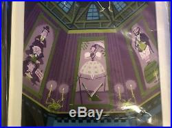 Brand New Disney Shag Haunted Mansion A Dismaying Observation Giclee