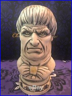 Club 33 Haunted Mansion 50th Anniversary Porcelain Bust Mug Set PLUS Bonus Gift