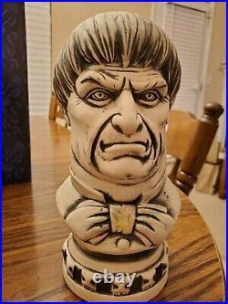 Club 33 Haunted Mansion 50th Anniversary Tiki Bust Mugs & Extras