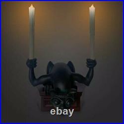 DISNEY Gargoyle LIGHT-UP Figure The Haunted Mansion BRAND NEW FREE SHIPPING