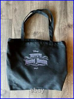 DISNEY Muppets Haunted Mansion Premiere Gift Bag Lot- Disney+ Exclusive LOOK
