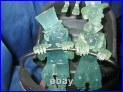DISNEY PARKS Haunted Mansion Doombuggy Jim Shore Figurine/Statue NO BOX