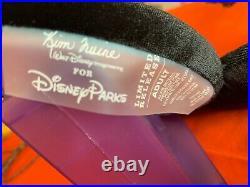 DisneyClub 33 50th Anniversary Haunted Mansion Headband by imagineer Kim Irvine