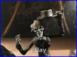 Disney 50th Anniversary of Haunted Mansion Hitchhiking Ghosts Light-Up Figurine