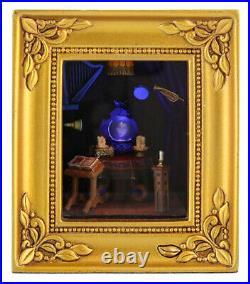 Disney AUTHENTIC Gallery of Light Olszewski Haunted Mansion Madame Leota NEW