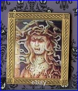 Disney Catalog Haunted Mansion Leota Knight Medusa Lenticular Boxed LE Pin Set