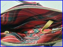 Disney Dooney & Bourke Christmas Holiday black nutcracker purse bag 2018