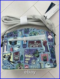 Disney Dooney & Bourke Haunted Mansion 2020 Crossbody Bag Purse Bride Ghosts A