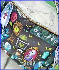 Disney Dooney & Bourke Haunted Mansion Backpack NWT