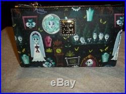 Disney Dooney & Bourke Haunted Mansion Crossbody-NWT