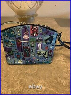 Disney Dooney & Bourke Haunted Mansion Crossbody New with tags