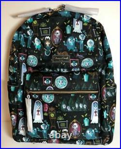 Disney Dooney & Bourke Haunted Mansion Nylon Backpack NWT