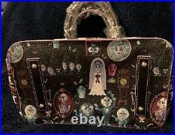Disney Dooney & Bourke Haunted Mansion Satchel Great Placement NWT