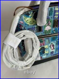 Disney Dooney & Bourke Haunted Mansion Satchel Handbag Receive This One NWT