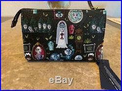 Disney Dooney & Bourke Haunted Mansion crossbody bag New withtags