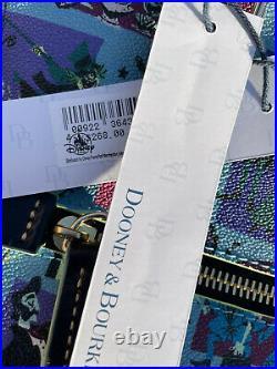 Disney Dooney & Bourke The Haunted Mansion Satchel NWT