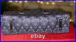 Disney Dooney & Bourke The Haunted Mansion Wallpaper Tote Bag Handbag Purse NWT