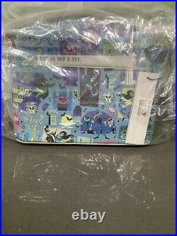 Disney Dooney & and Bourke Haunted Mansion Crossbody Bag Purse Leota Bride NWT