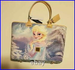 Disney Frozen Anna and Elsa Dooney & Bourke Tote