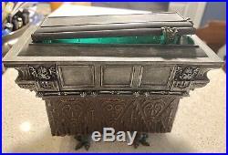 Disney Haunted Mansion Conservatory Coffin