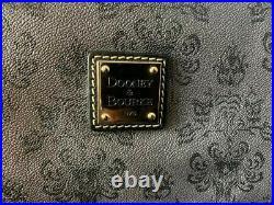 Disney Haunted Mansion Dooney & Bourke Weekender In Brand New Condition