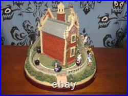 Disney Haunted Mansion Hawthorne Village Wdw Version Figure No Power Cord Used