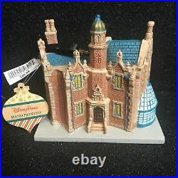 Disney Haunted Mansion Holiday Ornament New