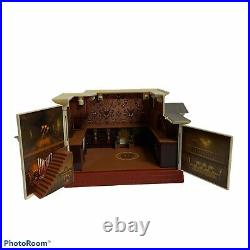 Disney Haunted Mansion Light Up Playset- EXTREMELY RARE- Tested