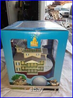 Disney Haunted Mansion Play Sets Disneyland And Orlando Lighted NIB