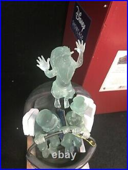 Disney Jim Shore Haunted Mansion Hitchhiking Ghost Doom Buggy Figurine New