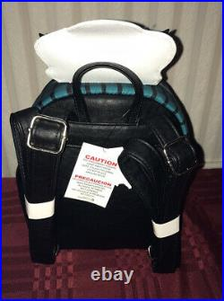 Disney Loungefly Haunted Mansion Ghost Host Mini Backpack -NEW