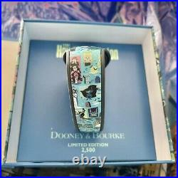 Disney Parks 2021 Haunted Mansion LE Magic Band Dooney & Bourke Unlinked IN HAND