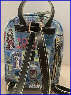 Disney Parks Dooney And Bourke Haunted Mansion Mini Backpack 2020 UEC