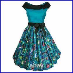 Disney Parks Dress Shop 2020 Haunted Mansion Dress Stretch Room Size Large