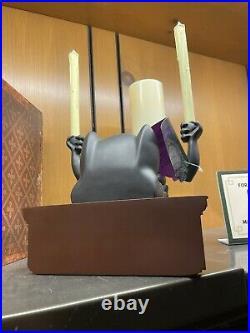 Disney Parks Exclusive Haunted Mansion Gargoyle Light Up Figurine Statue 14
