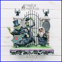 Disney Parks Haunted Mansion 3 Hitchhiking Ghosts Jim Shore Brand New