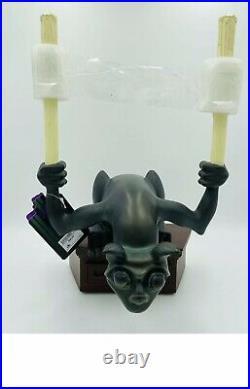 Disney Parks Haunted Mansion Stretching Room Gargoyle 14 Figurine New In Hand