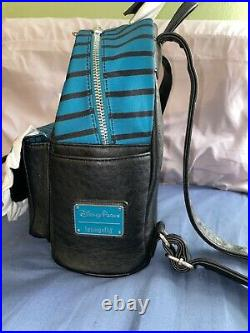 Disney Parks Loungefly Mini Haunted Mansion Ghost Host Maid Backpack Disneyland