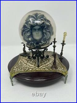 Disney Parks Madame Leota Figurine with Crystal Ball The Haunted Mansion Figure