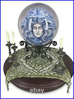 Disney Parks Séance Room Haunted Mansion Madame Leota Figurine Crystal Ball